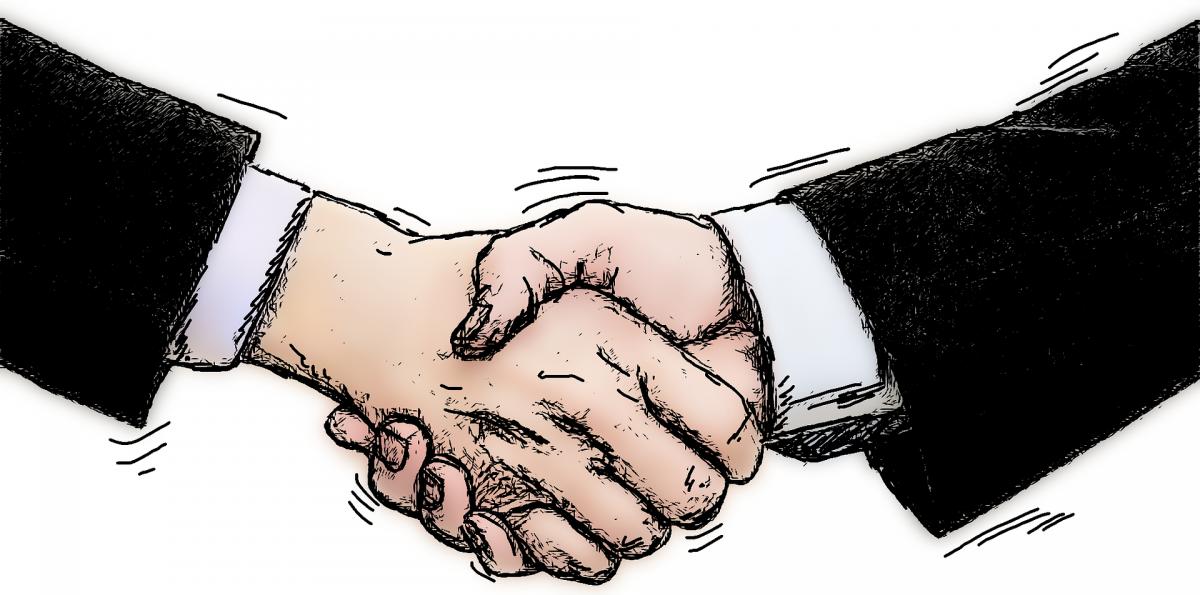 estate agency negotiation