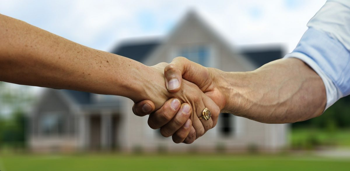 handshake property sold